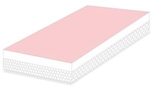 glasfaser und feuerste Platten